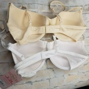 SO Intimates & Sleepwear - So T-Shirt Bras Lightly Lined 2PK 36C
